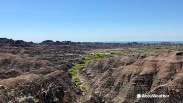Great American Road Trip: These badlands aren't so 'bad', in it's beautiful
