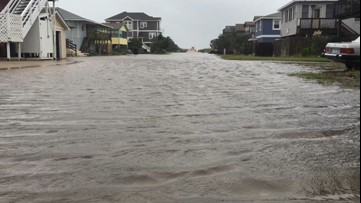 Flood aftermath dangers to watch out for