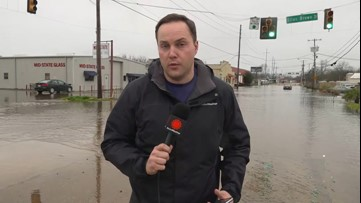 Flood emergency issued in Jackson, Mississippi