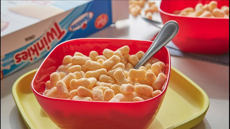 Twinkies for Breakfast?! Hostess & Post Cereals Collab to Release Twinkies Cereal