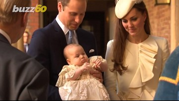 The Royal Christening Gown Has a Long History