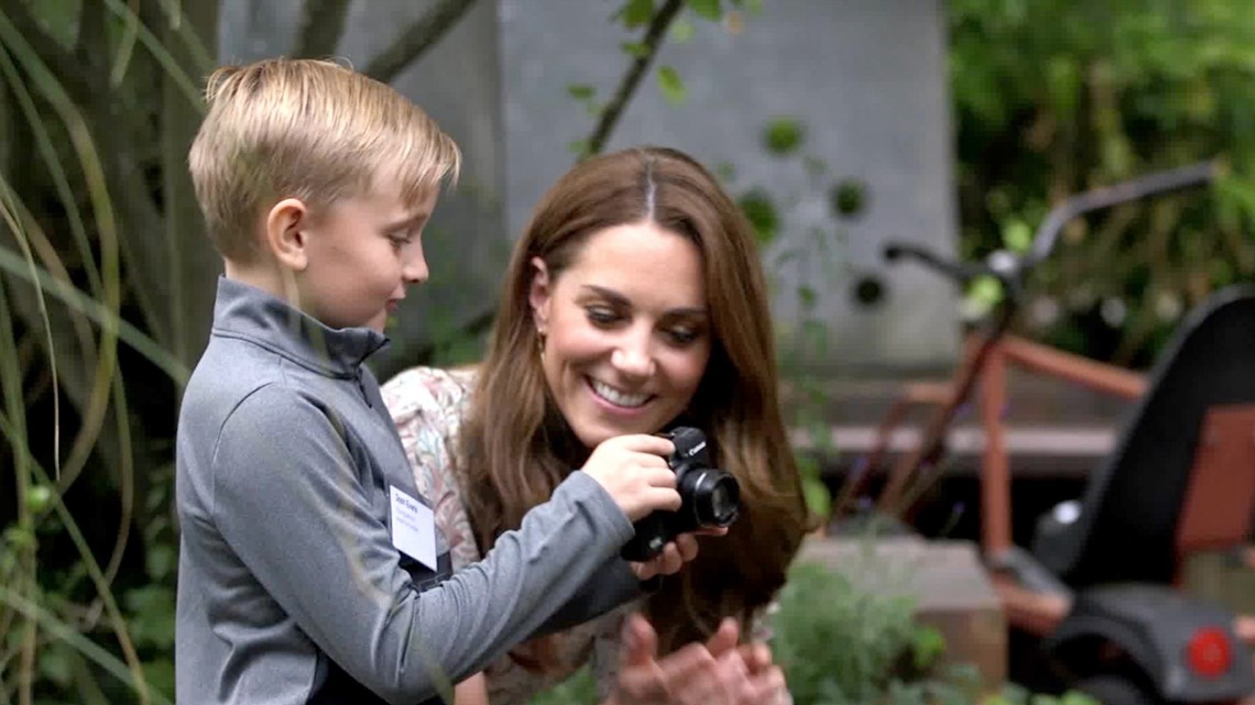 Kate Middleton is 'Delighted' by New Role