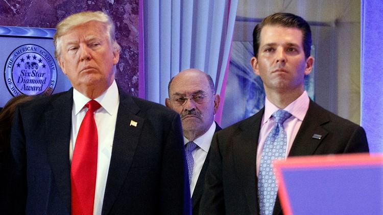 Trump Investigations Insurance Allen Weisselberg