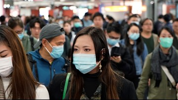 Second US case of Wuhan coronavirus confirmed, France reports 1st Europe cases