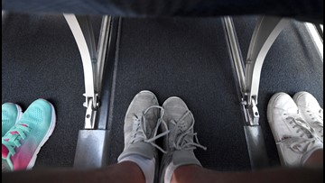 How to tell if you're getting a blood clot while flying