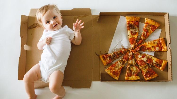 Pizza Baby 2