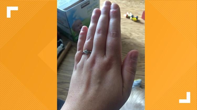Carrot proposal ring