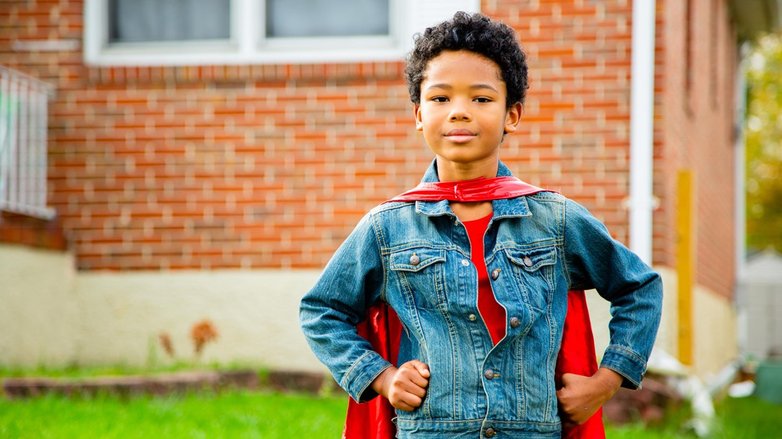 8-year-old has raised more than $50,000 in care packages for homeless veterans