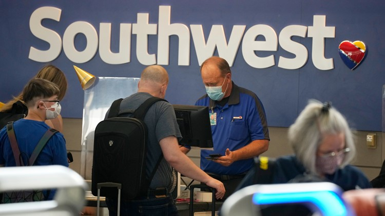 Reports: Southwest Airlines offers extra pay to vaccinated employees
