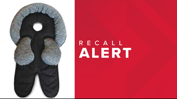 The Boppy Company Recalls Infant Head and Neck support accessories due to suffocation hazard