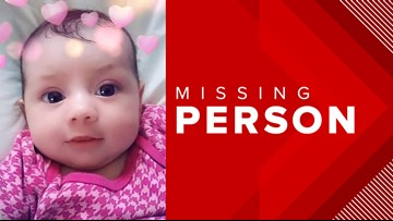 Indianapolis police search for missing 8-month-old girl