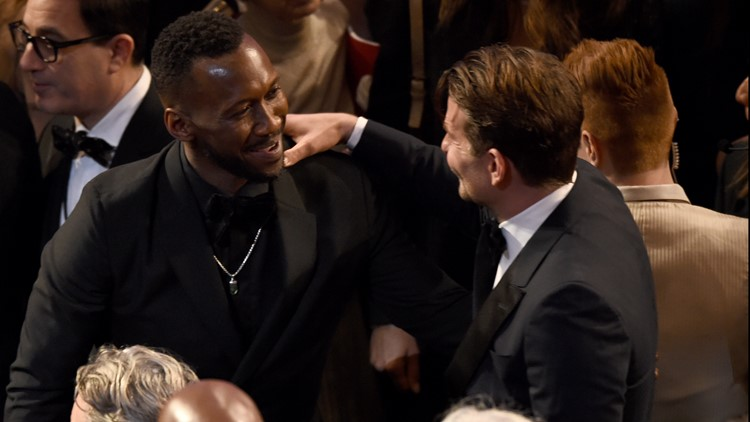 Mahershala Ali and Bradley Cooper 92nd Academy Awards - Show