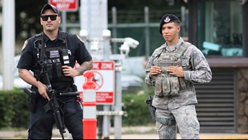 US sailor shoots 3 civilians, kills himself at Pearl Harbor, military says
