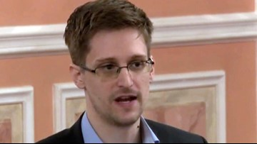 Snowden tells life story and why he leaked in new memoir