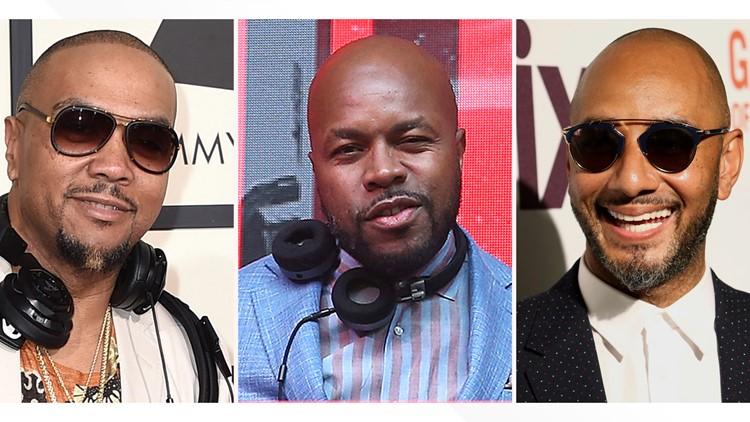ASCAP to honor Timbaland, Swizz Beatz and D-Nice