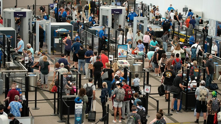 9/11 changed air travel: A look at increased security, and less privacy