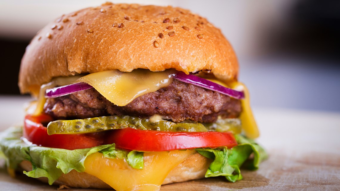 Free cheeseburgers where to find deals for national cheeseburger where to find deals for national cheeseburger day tuesday whas11 fandeluxe Gallery