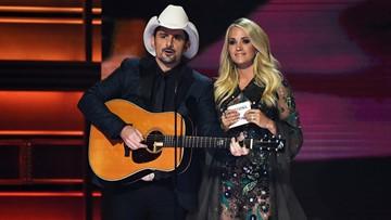 2018 CMA Awards to feature Carrie Underwood, Chris Stapleton