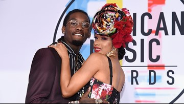 Offset's romantic effort to win Cardi B back falls flat; she tells fans to be kind