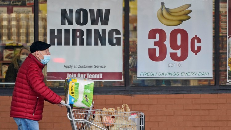 April jobs report comes Friday morning. Here's what economists predict.