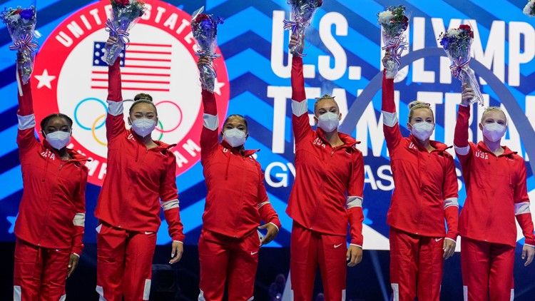 Why the US sent 6 women gymnasts to the Olympics, not 5