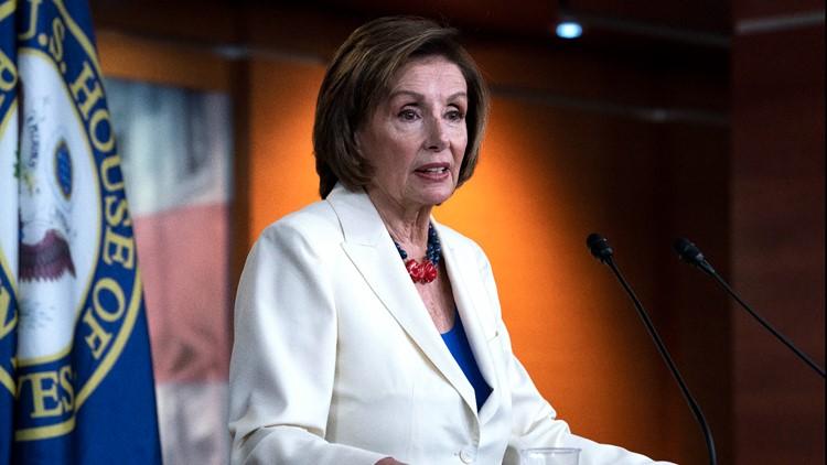 Pelosi bars Trump allies from Jan. 6 probe, GOP may boycott