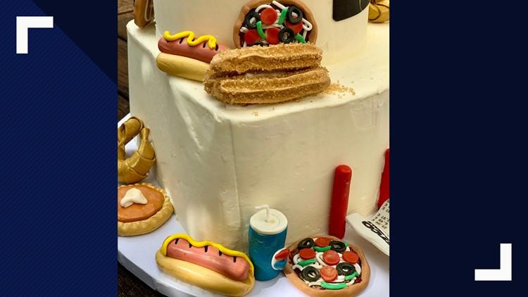 Costco cake 2