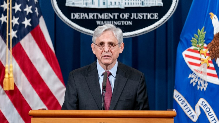 AG Garland asks Congress for more funding to fight domestic terrorism