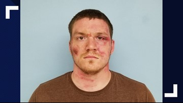 Capital murder charge filed for man who killed 1 police officer, injured 2 others