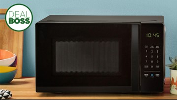 'Alexa, defrost this chicken breast' | Amazon's smart microwave is $66 today