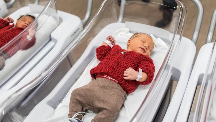 Newborns Mister Rogers Kindness day 2019