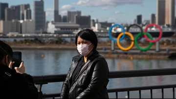 Japan's Olympics minister reaffirms no delay over coronavirus
