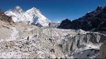 'Disaster in the making': Himalayan glaciers melting twice as fast as they used to