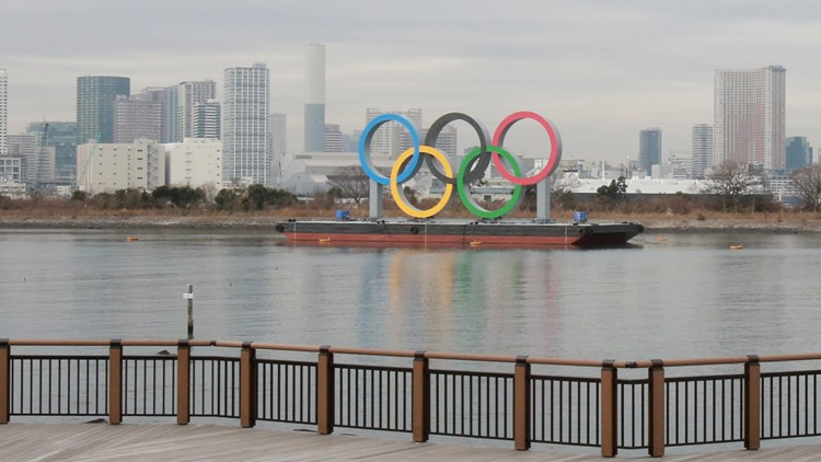 Report: Foreign fans to be excluded from Tokyo Olympic Games
