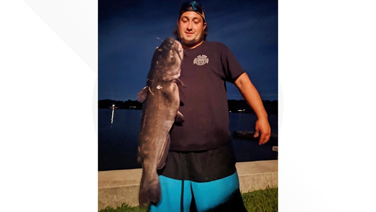 Quite a catch: Catfish shatters state, up for world record