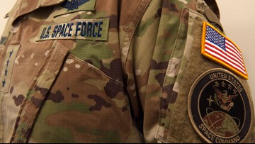 US Space Force uniforms are camouflage and the internet has some thoughts