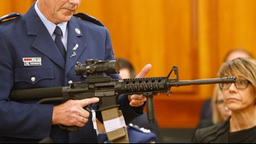 New Zealand gun owners turn over their weapons for money
