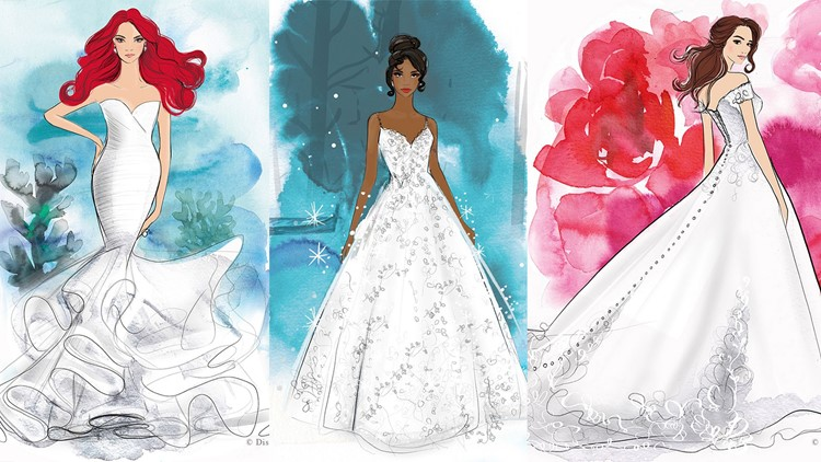 Disney/Allure Wedding Dresses
