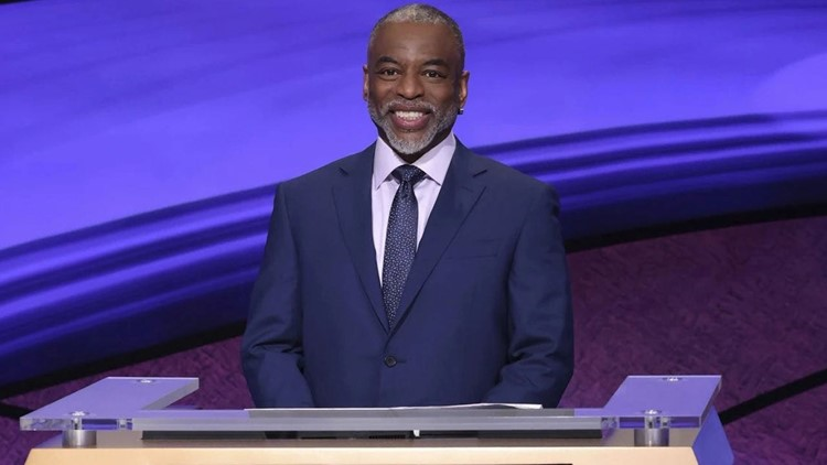 LeVar Burton Admits Guest-Hosting 'Jeopardy!' Made Him Realize He Didn't Want the Job