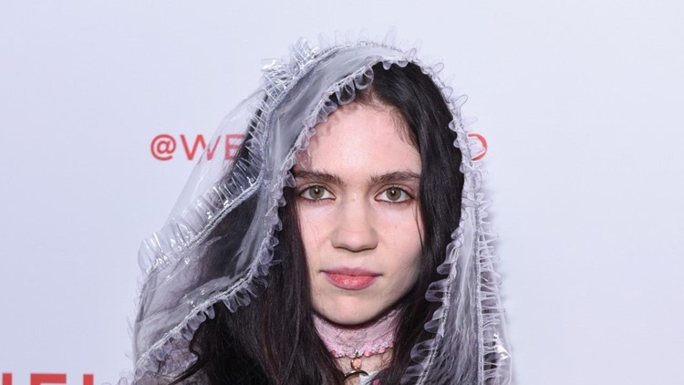 Grimes Reveals That Her 1-Year-Old Son Calls Her by Her First Name Instead of 'Mama'