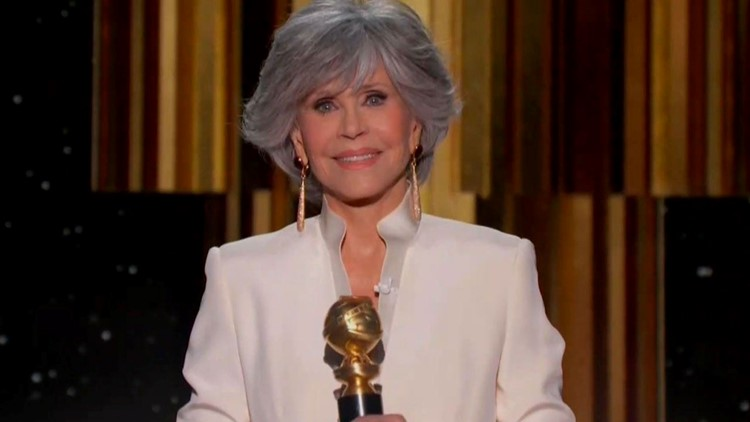 Jane Fonda Makes Passionate Call for Inclusivity While Accepting Cecil B. DeMille Award at 2021 Golden Globes