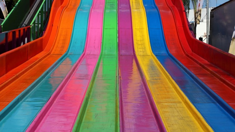 'Ultimate Slip 'N Slide' Production Shuts Down After Crew Member Tests Positive for Giardia