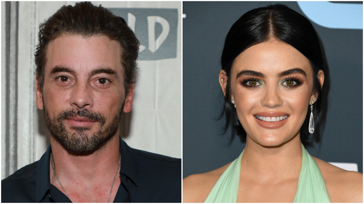 Skeet Ulrich Posts Flirty Comment on Lucy Hale's Instagram Amid Dating Rumors