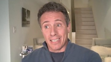 Chris Cuomo Says He's Lost 13 Pounds in 3 Days From COVID-19 Symptoms