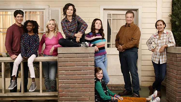'The Conners' on Going Live to Kick Off Season 4 (Exclusive)