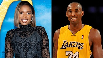 Kobe Bryant Honored in Touching Tribute by Jennifer Hudson at NBA All-Star Game