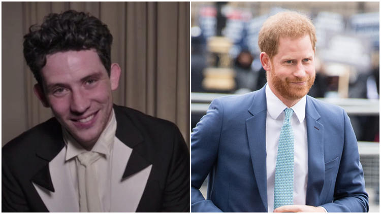 Josh O'Connor Approves of Prince Harry's Choice to Play Him on 'The Crown' (Exclusive)