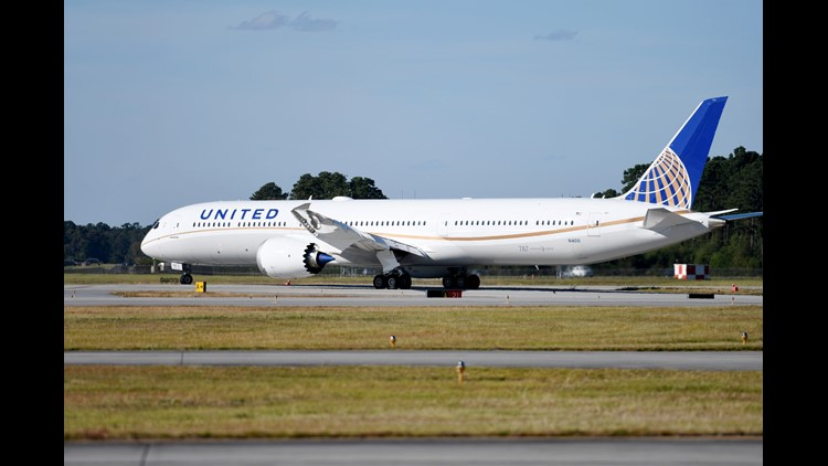 United reveals first international routes for new Boeing 787-10s