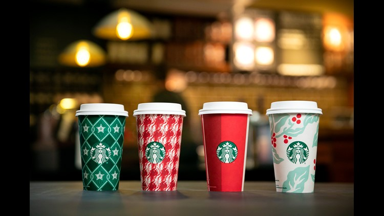Starbucks Holiday Cups 3
