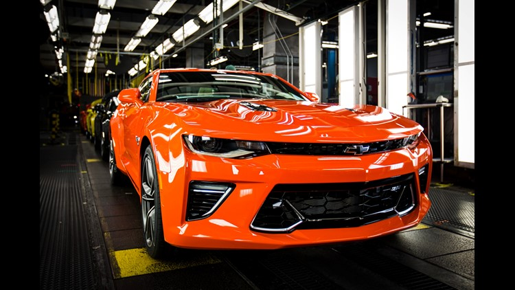 General Motors is making a Hot Wheels Camaro you can